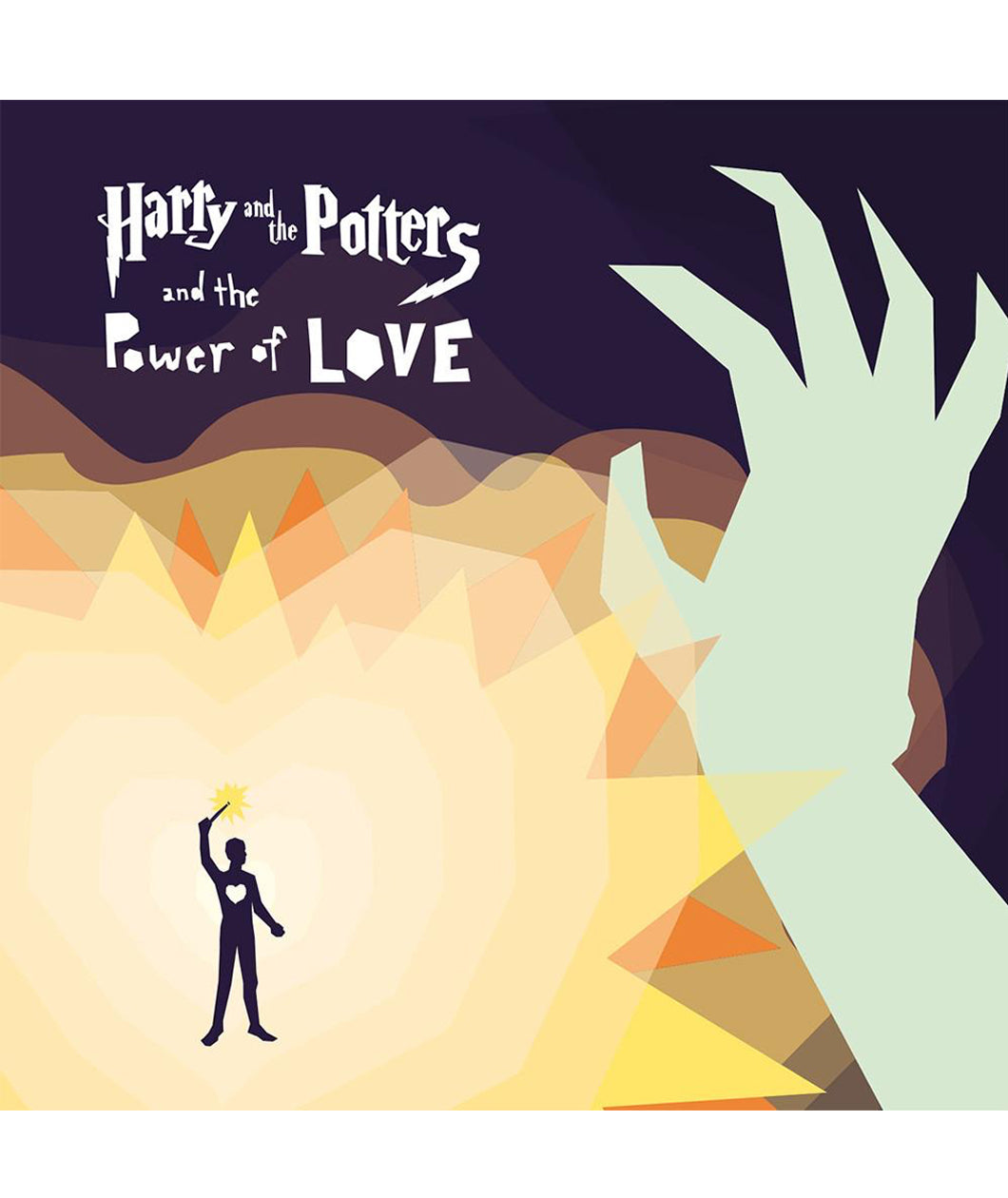 Harry and the Potters and the Power of Love CD
