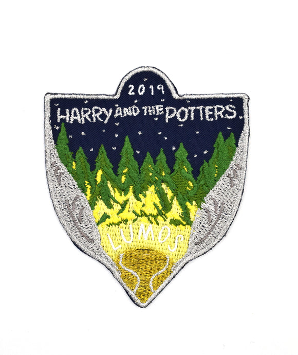 Lumos Iron-On Patch