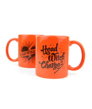 Head Witch in Charge Mug