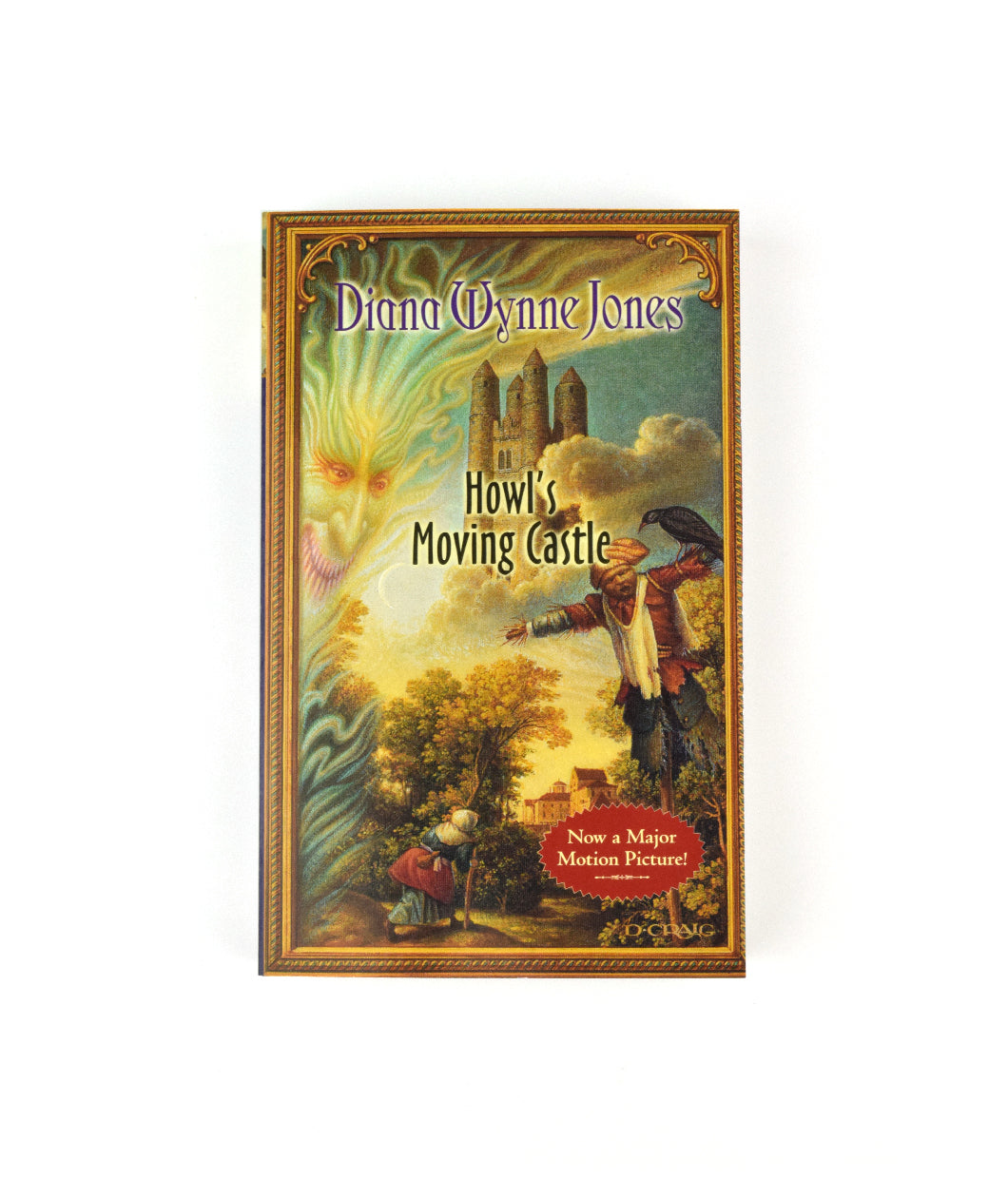 Howl's Moving Castle Book By Diana Wynne Jones