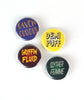 House-Fluid Button Pack