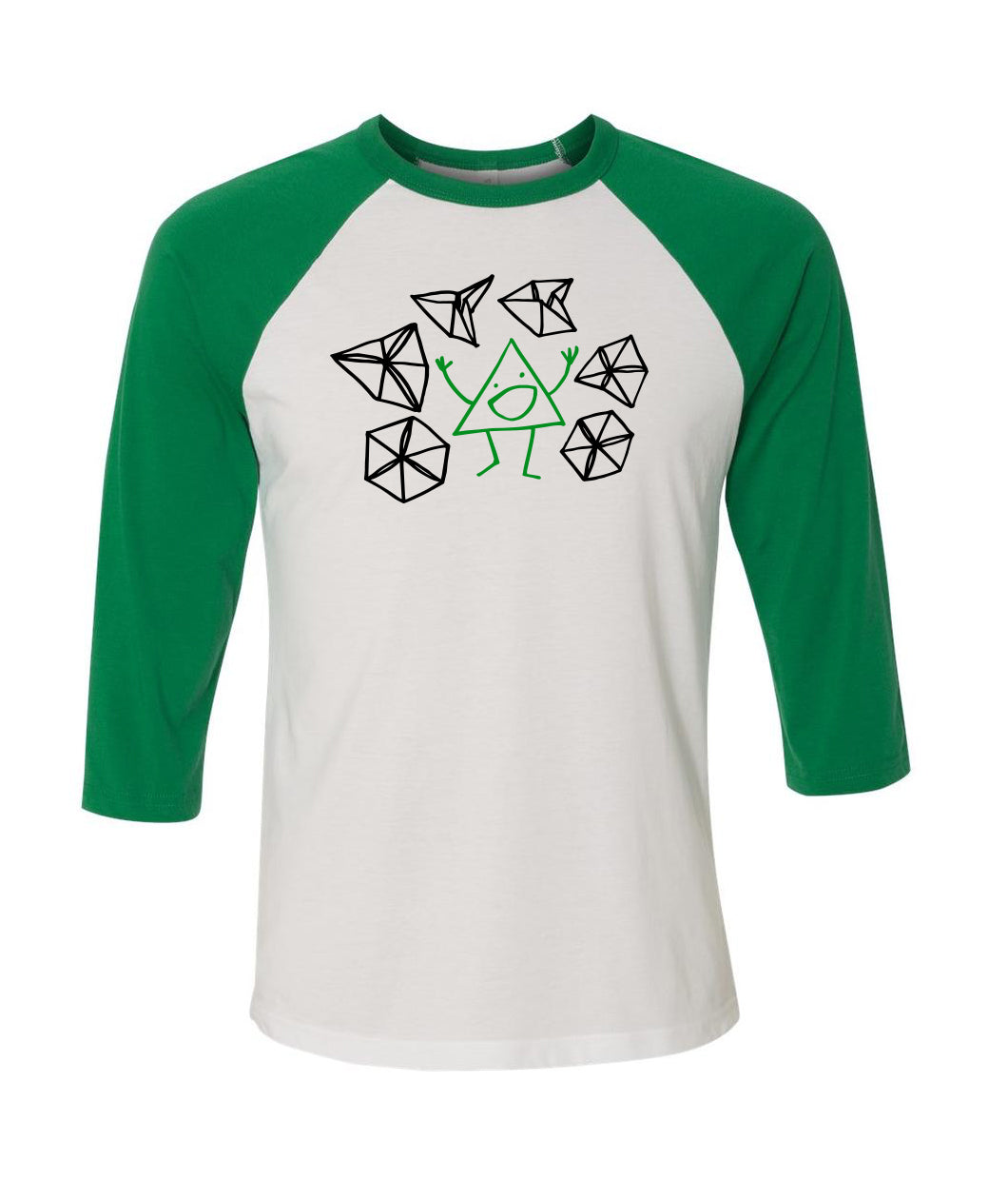 How To Make A Hexaflexagon YOUTH Shirt