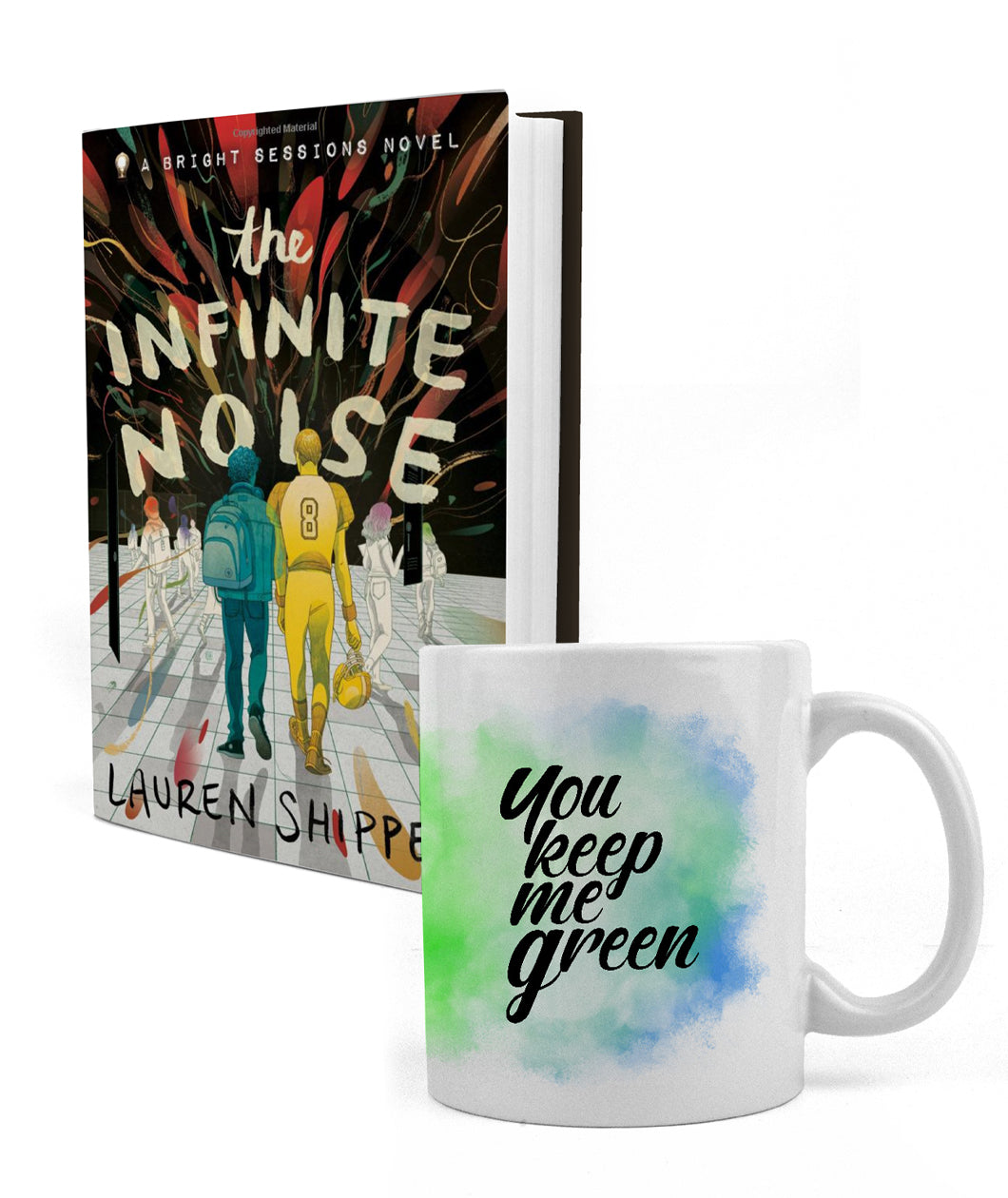 The Infinite Noise (Signed) Book Bundle