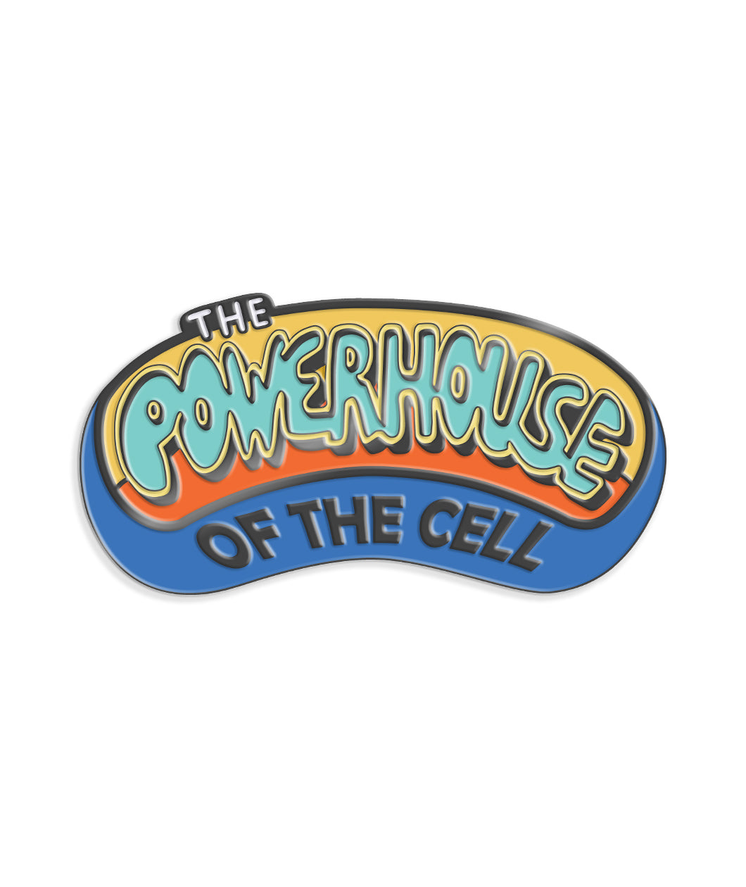 Powerhouse of the Cell Pin