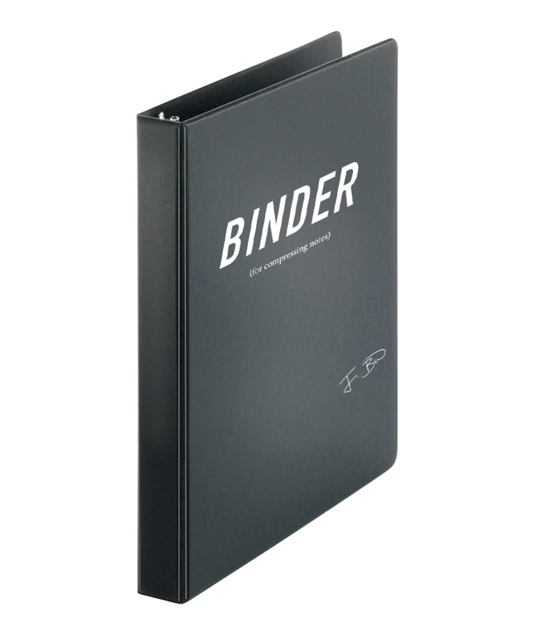 Binder (For Compressing Notes)