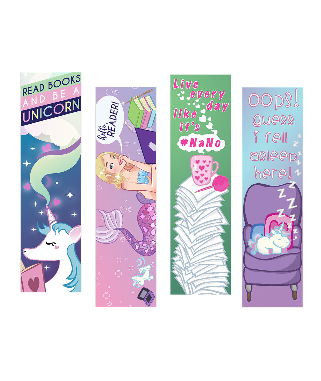 Kristina Horner Bookmark Pack