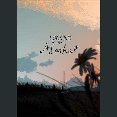 Looking For Alaska Landscape Poster