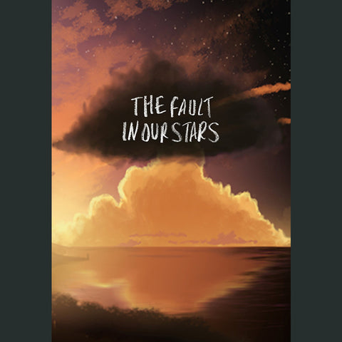 The Fault in Our Stars Landscape Poster
