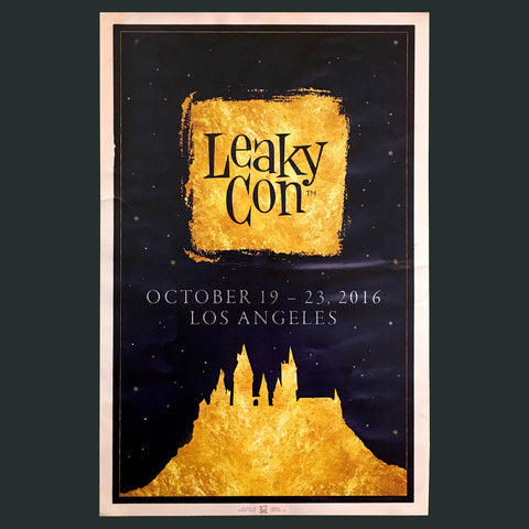 LeakyCon 2016 Poster
