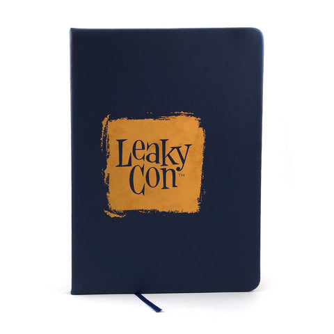 LeakyCon Notebook