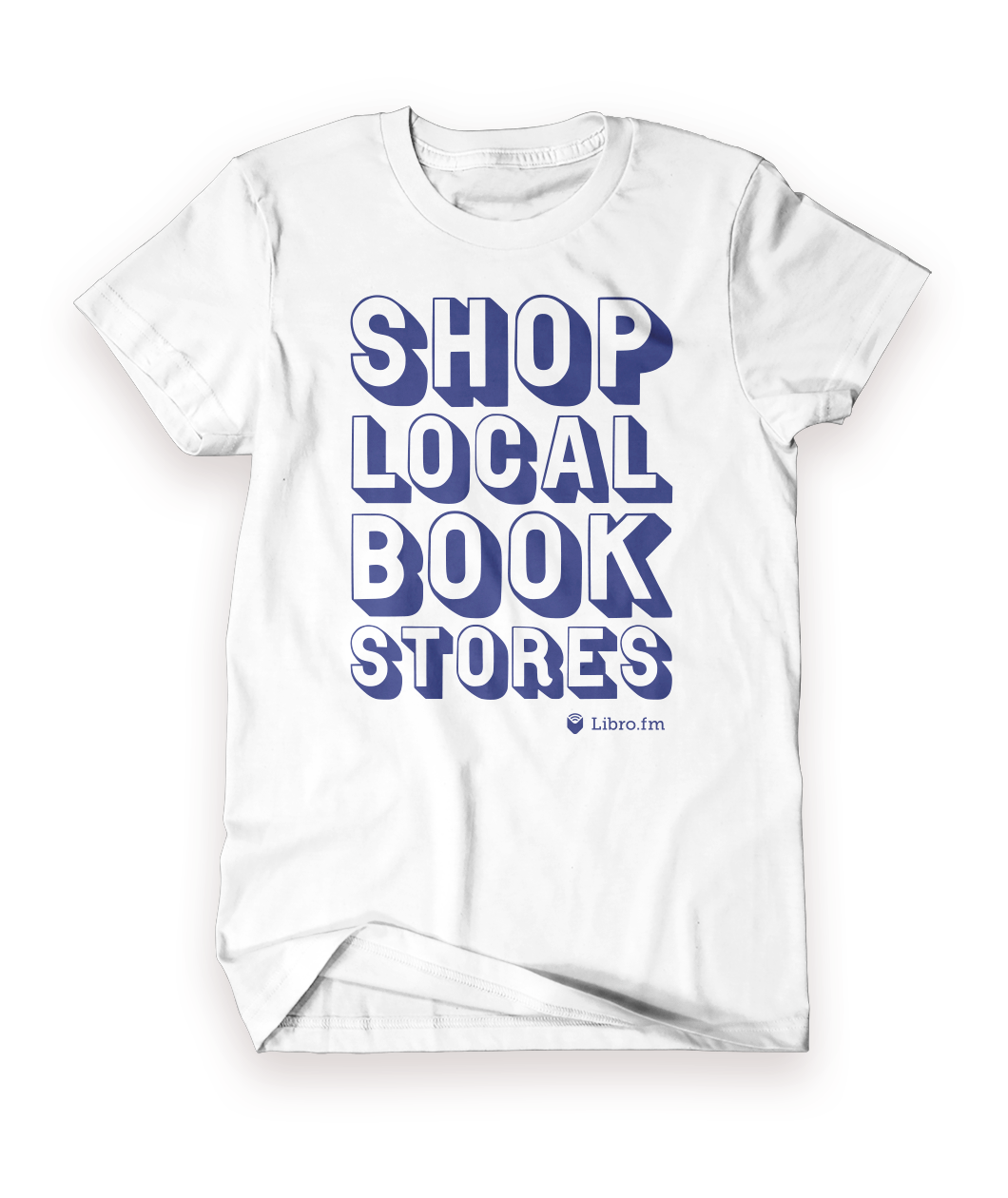 Shop Local Bookstores Shirt