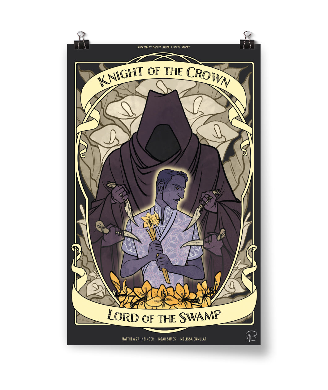 Knight of the Crown, Lord of the Swamp Poster