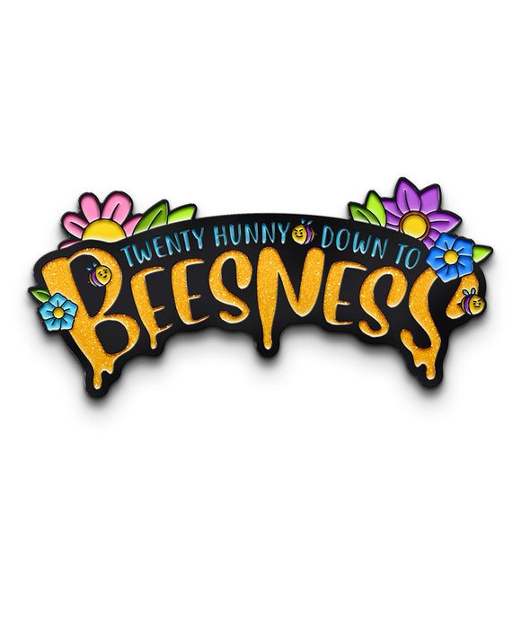 2020 Twenty Hunny Down to Beesness Enamel Pin