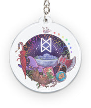 The Adventure Zone Acrylic Keychains