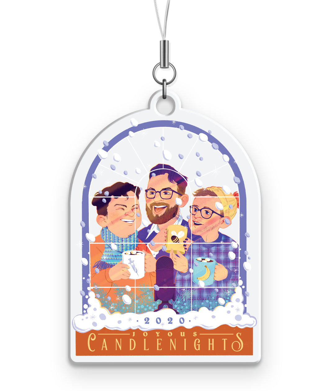 2020 Candlenights Ornament