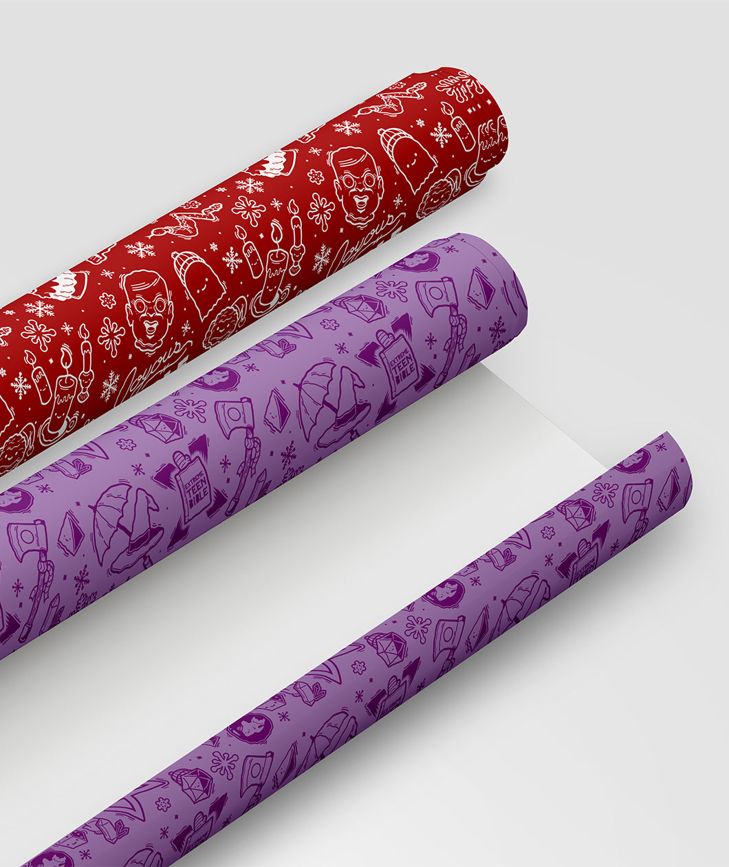 Candlenights Wrapping Paper