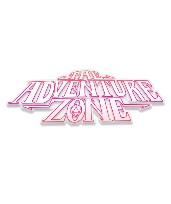 The Zonecast Car Decal