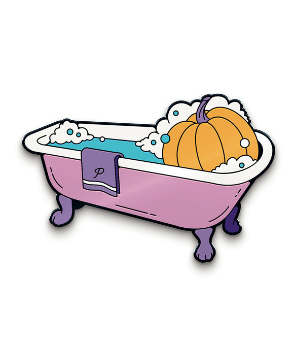 Pin Of The Month: Tub Pumpkin (May 2021)