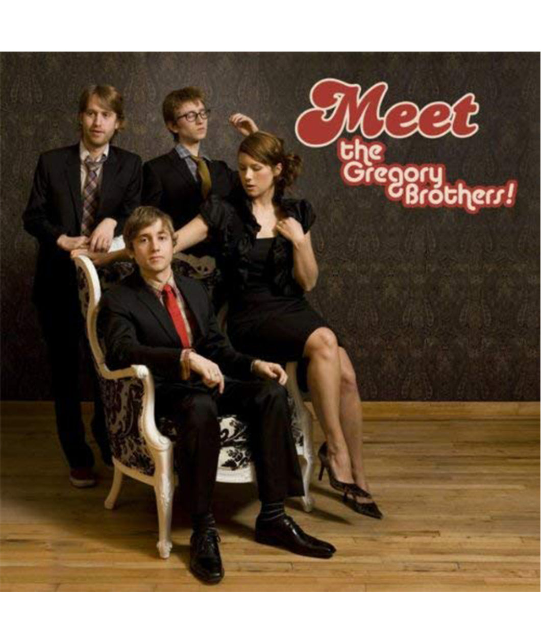 Meet The Gregory Brothers! CD