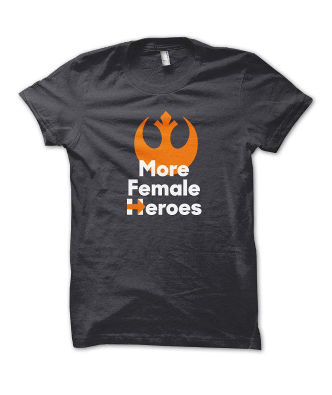 More Female Heroes Shirt
