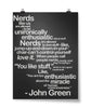 Nerds Like Us Poster