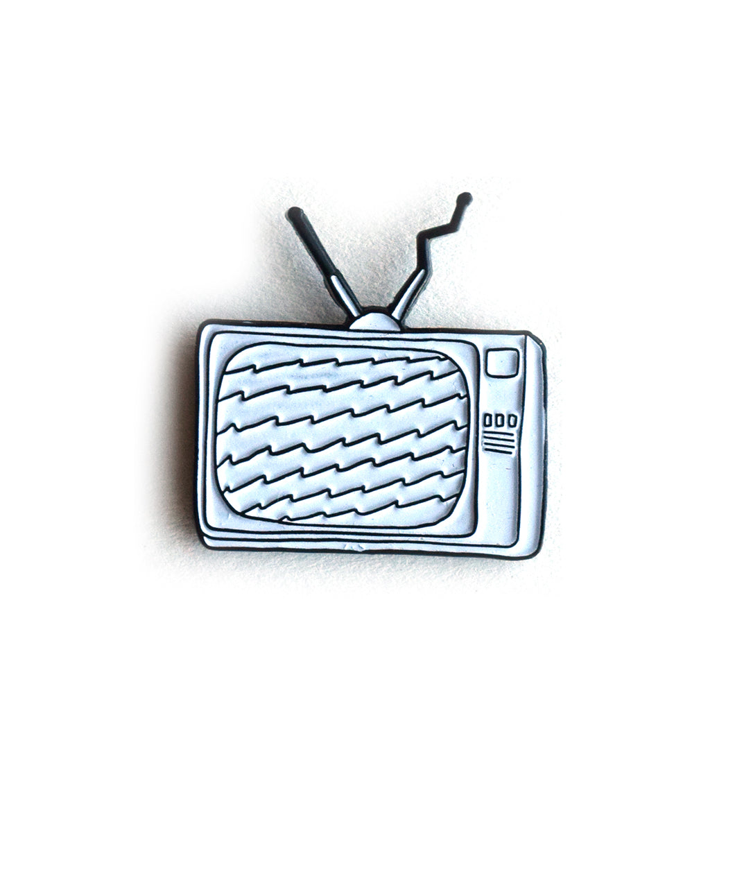 No Signal Lapel Pin