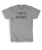 Okay To Be Smart I Did a Science Shirt