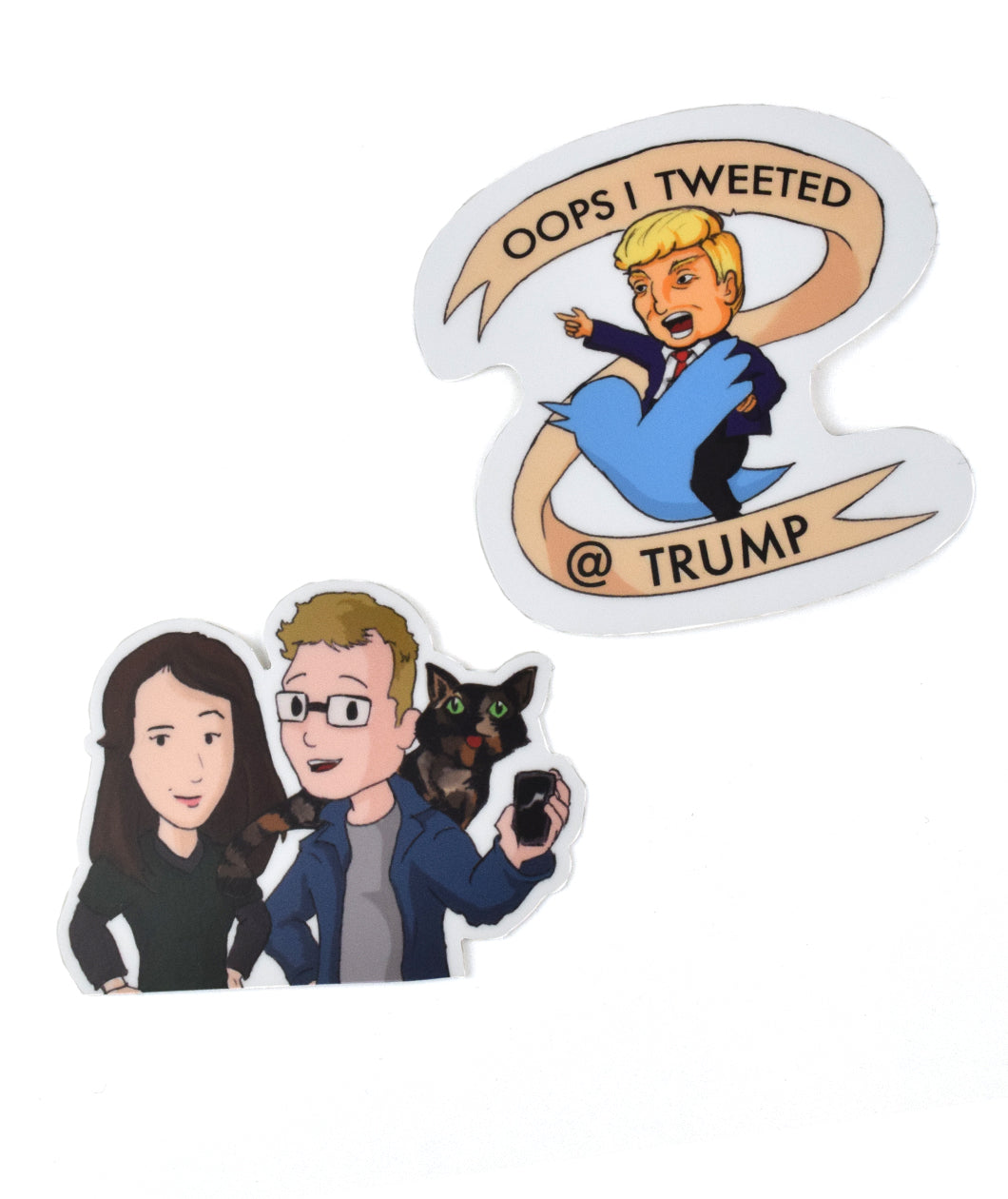 Delete This Podcast Sticker Set