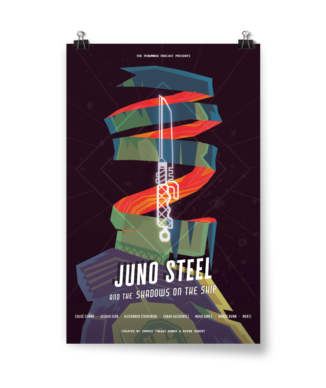 Juno Steel and the Shadows of the Ship
