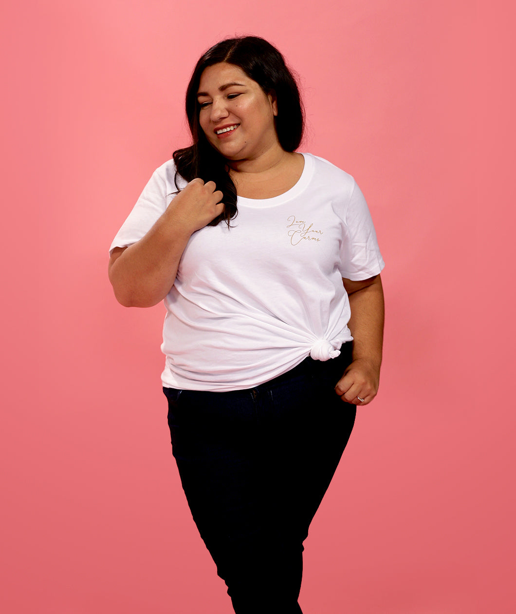 The Perfect Tee (Plus Size)