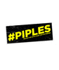#Piples Decal