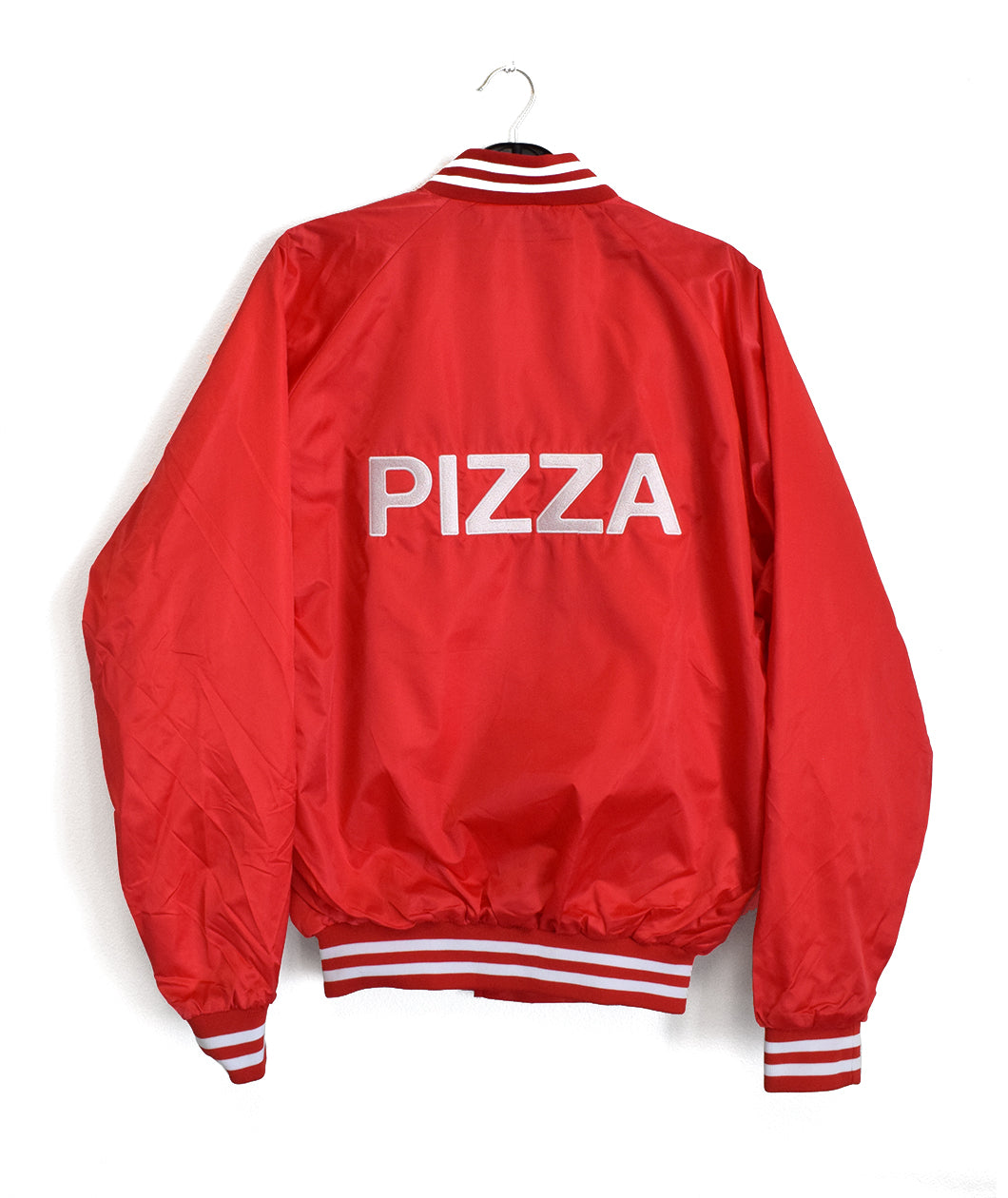 Pizza Satin Jacket