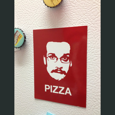 Pizza John Magnet