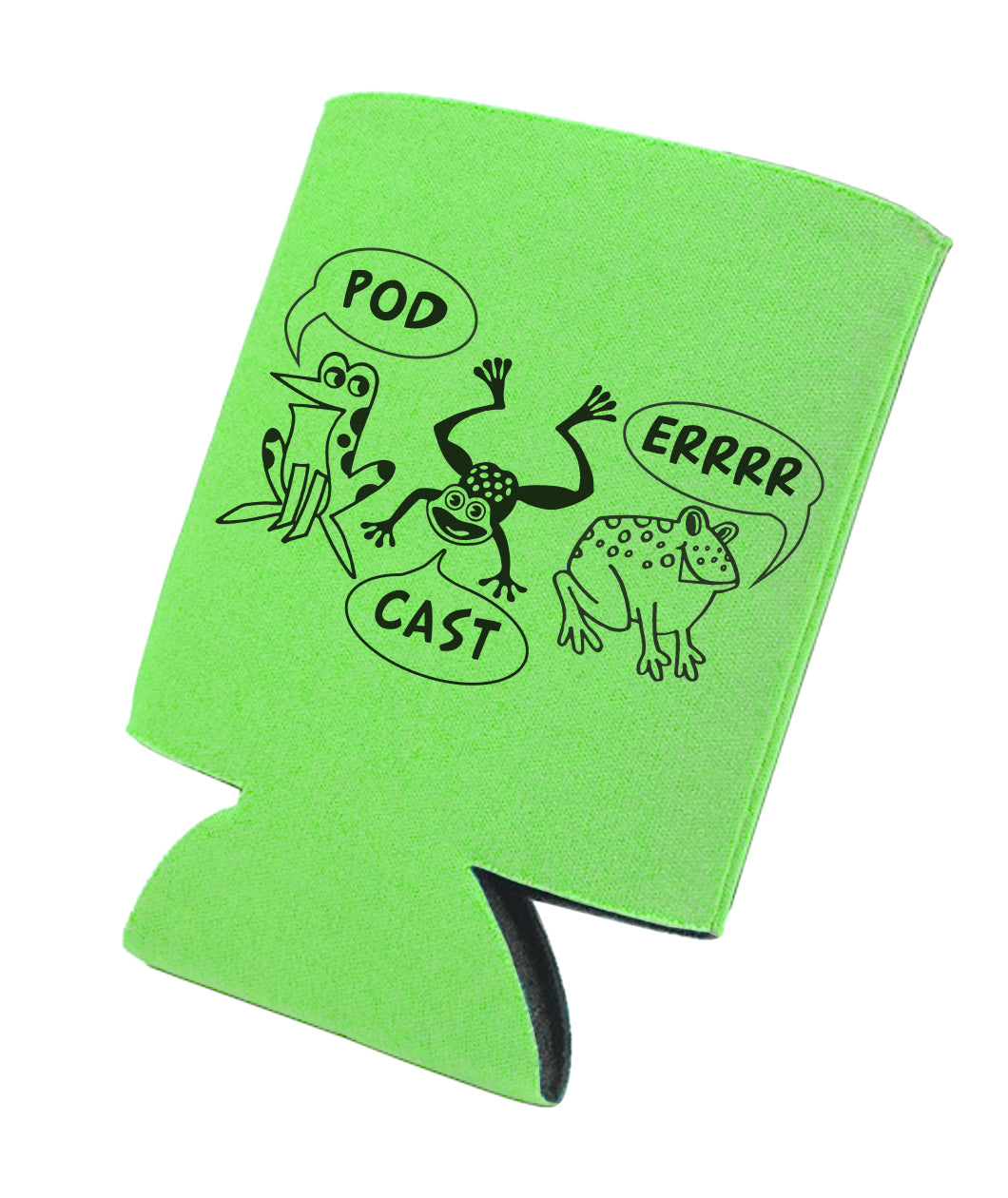 Pod-cast-errr Coozie