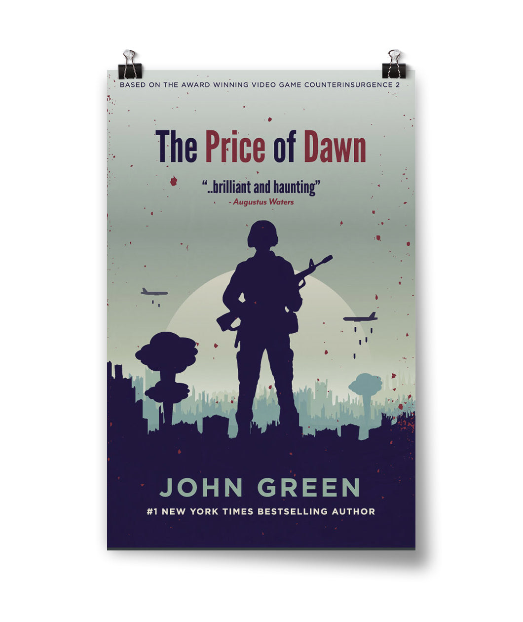 Price of Dawn Posters Signed by John Green