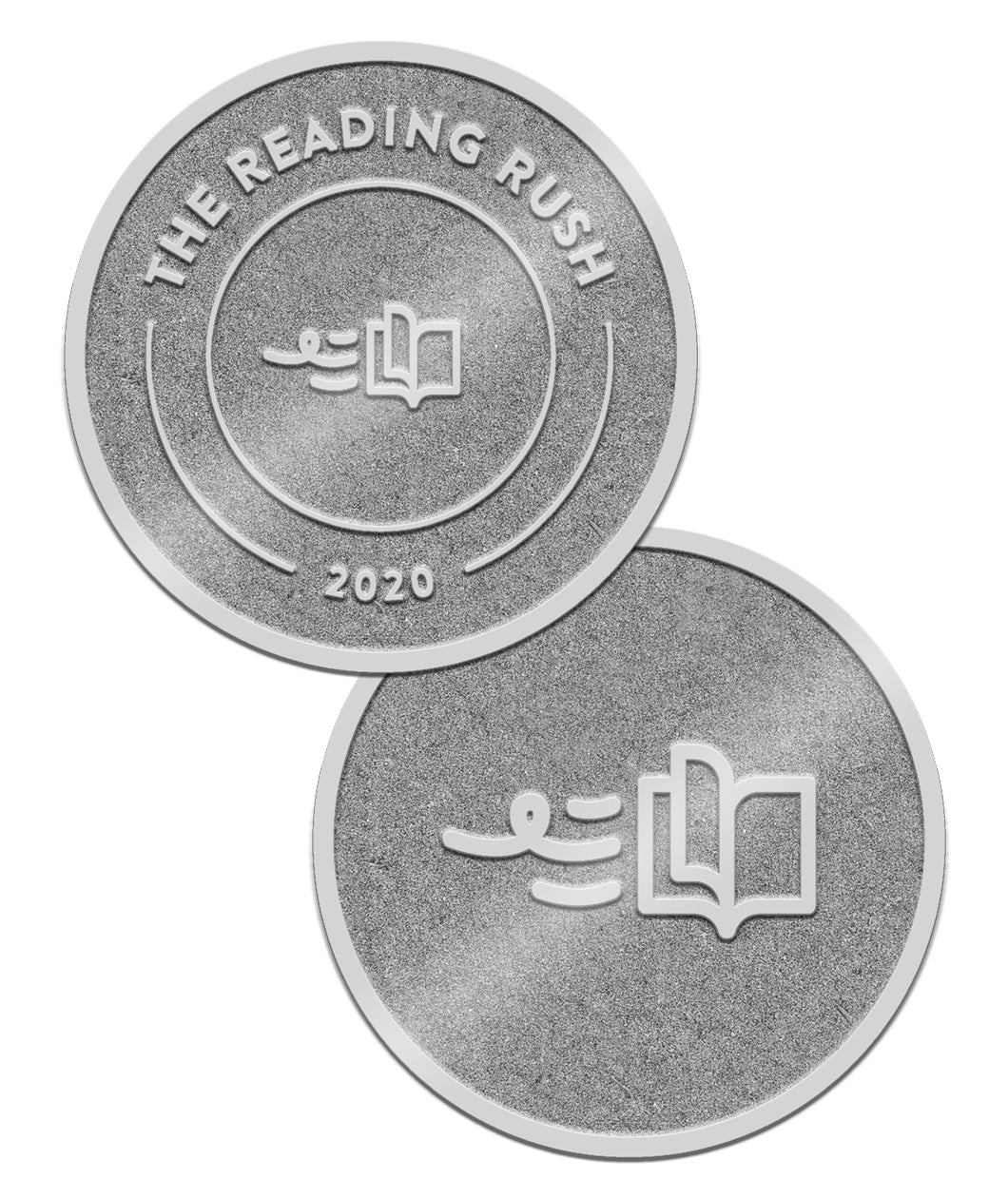 Reading Rush 2020 Coin