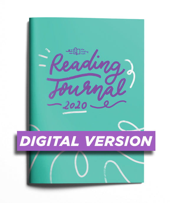 Reading Rush Reading Journal 2020 - Digital Version