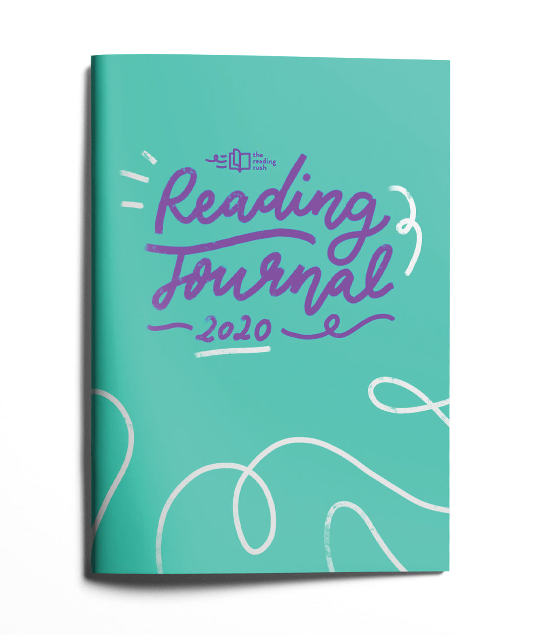 Reading Rush Reading Journal 2020