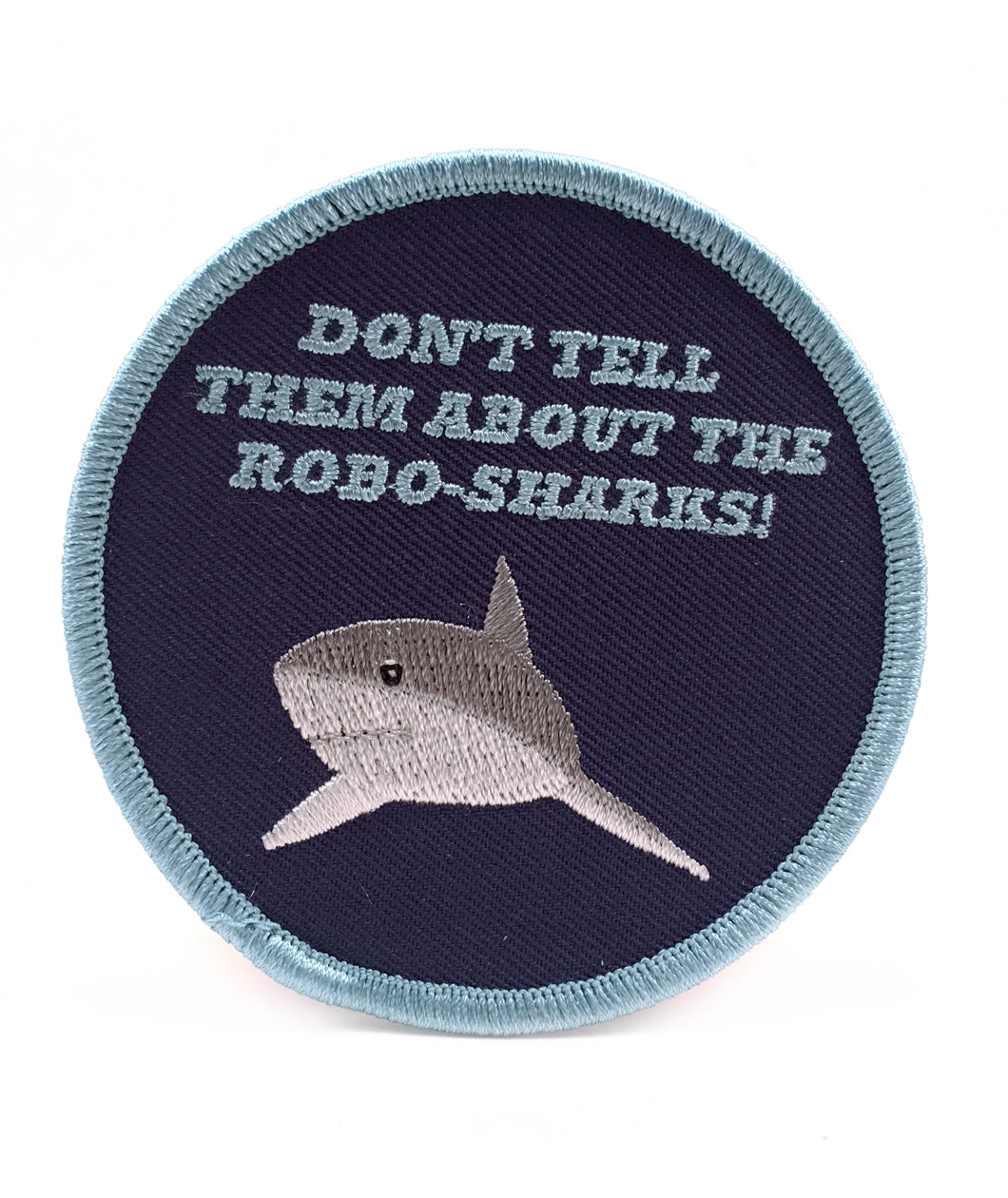 Robo Shark Patch