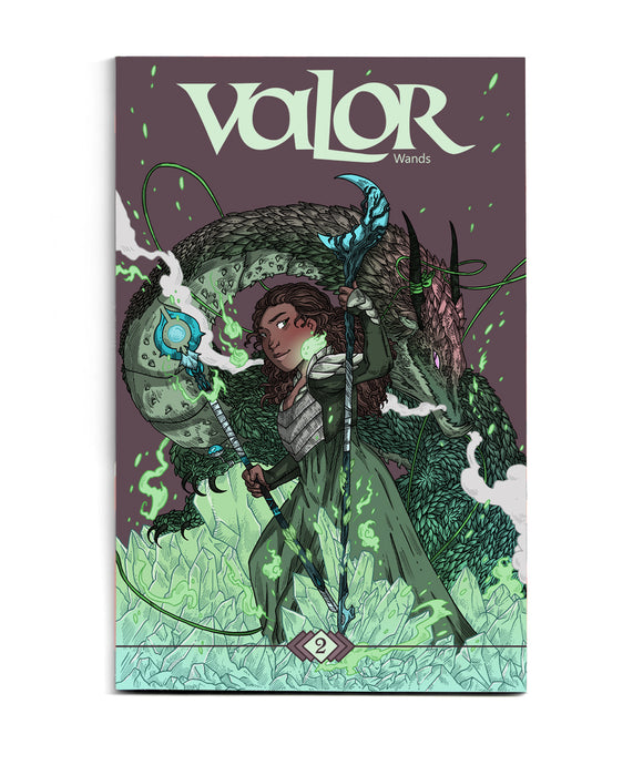 Valor: Wands Anthology