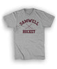 Samwell Hockey Shirt (Heather Grey)