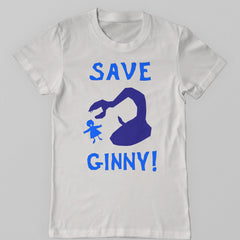 Save Ginny Shirt