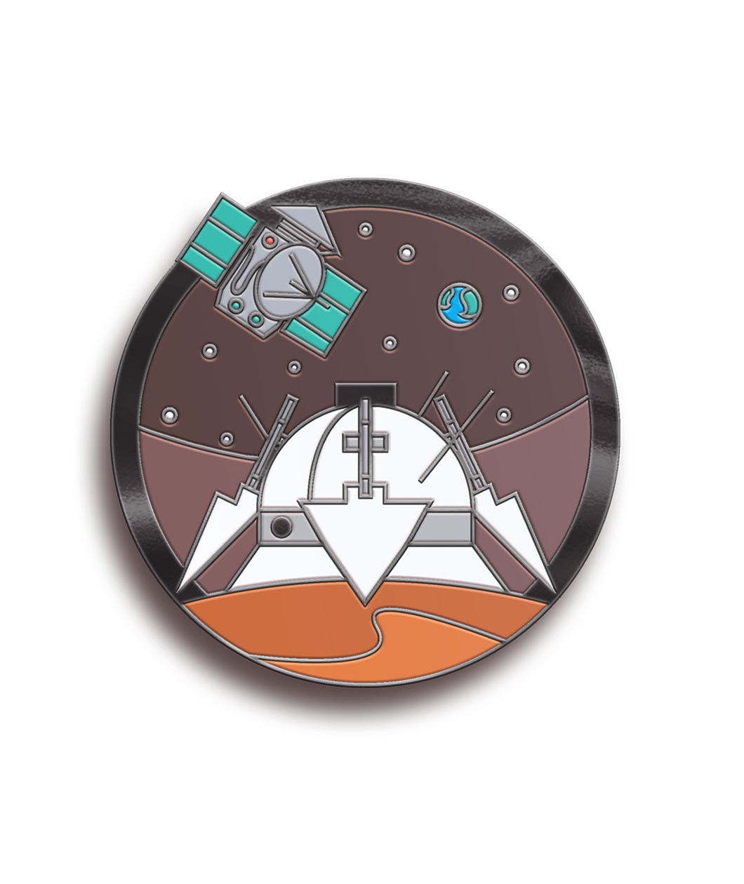SciShow Pin Of The Month: Mars 3 (May)