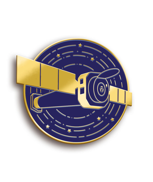 SciShow Pin Of The Month: Chandra X-ray Observatory (September)