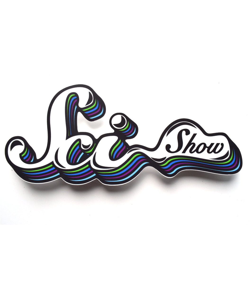 SciShow Colors Vinyl Decal