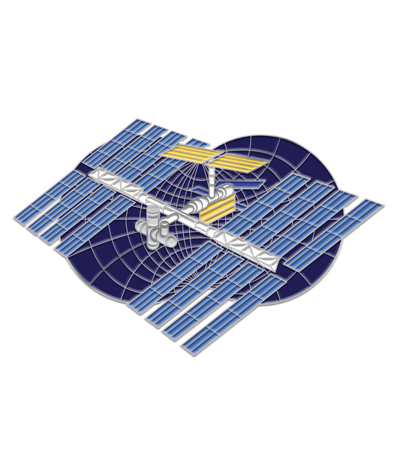 SciShow Pin Of The Month: International Space Station (November)