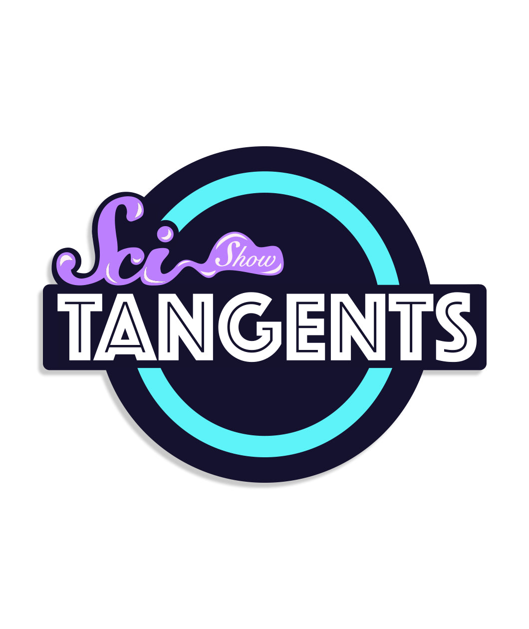 SciShow Tangents Decal