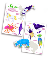Real-Life Unicorns Sticker Pack
