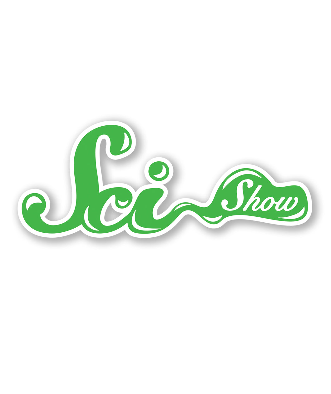 SciShow Vinyl Decal