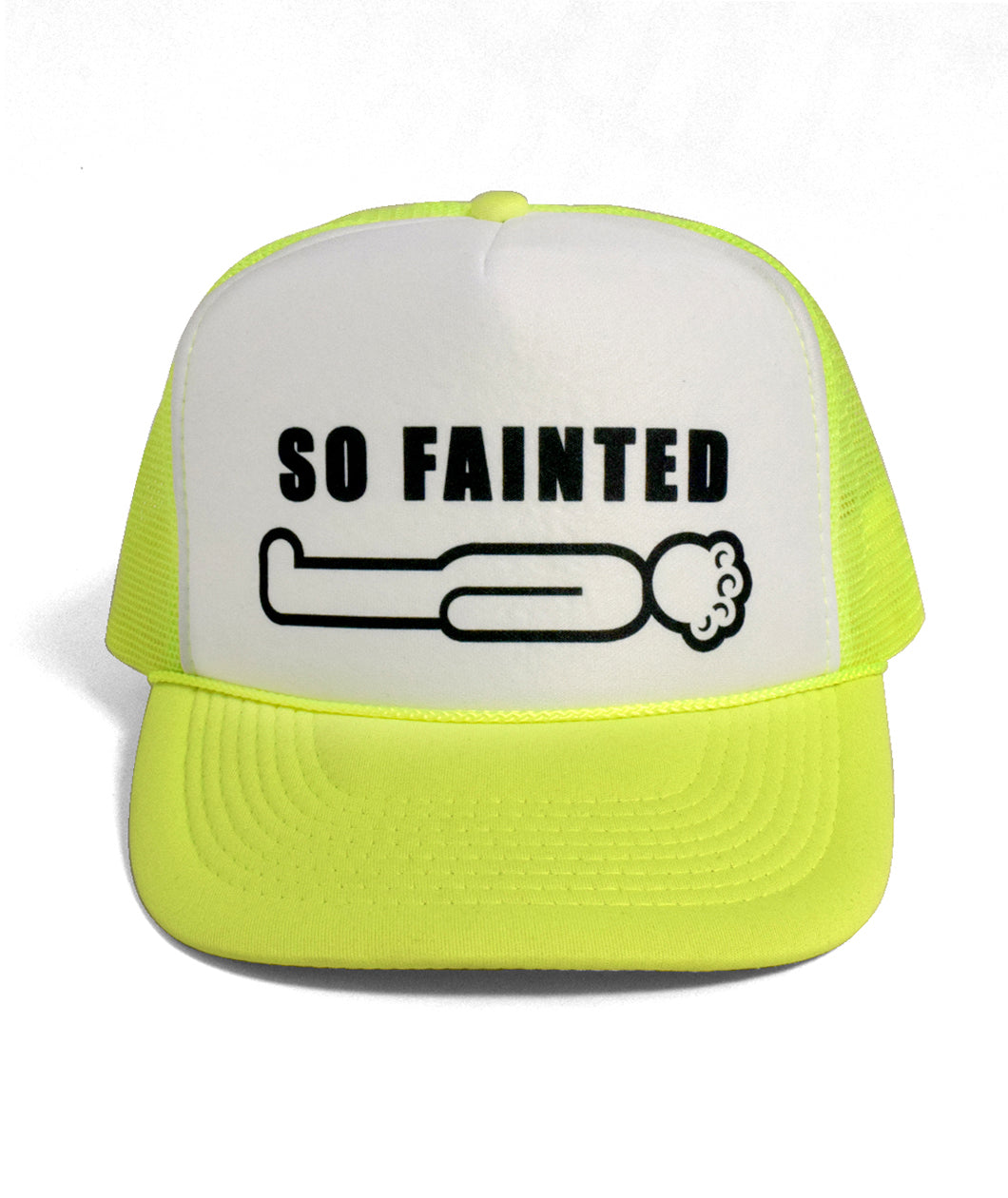 So Fainted Trucker Hat